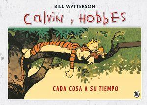 CADA COSA A SU TIEMPO. SÚPER CALVIN Y HOBBES 2