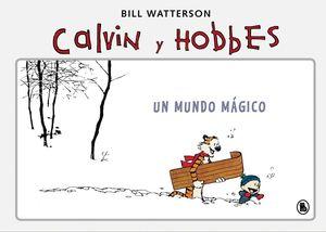 UN MUNDO MÁGICO - CALVIN Y HOBBES 4