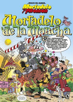 MORTADELO Y FILEMÓN N.103 MORTADELO DE LA MANCHA (MAGOS DEL HUMOR 103)