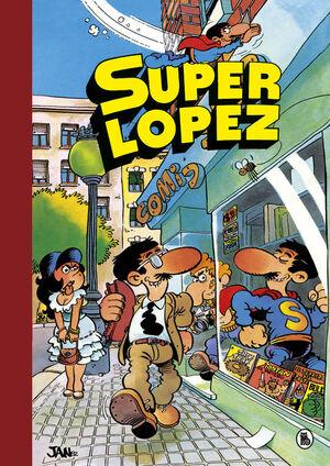 SUPER HUMOR. SUPER LOPEZ 1