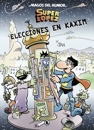 SUPERLÓPEZ. ELECCIONES EN KAXIM 143