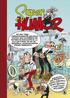 SUPER HUMOR MORTADELO Y FILEMÓN 62