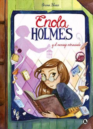ENOLA HOLMES Y EL MENSAJE EXTRAVIADO 5