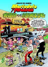 MAGOS DEL HUMOR MORTADELO 205 MISTERIO EN EL HIPERMERCADO