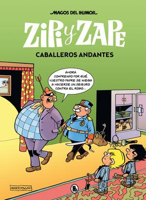 CABALLEROS ANDANTES. ZIPI Y ZAPE - MAGOS DEL HUMOR 210