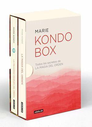 TODOS LOS SECRETOS DEL MÉTODO KONMARI: LA MAGIA DEL ORDEN/LA FELICIDAD DESPUÉS DEL ORDEN
