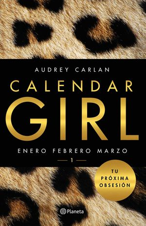 CALENDAR GIRL 1. ENERO FEBRERO MARZO