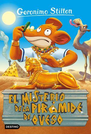 EL MISTERIO DE LA PIRAMIDE DE QUESO - GERONIMO STILTON 17
