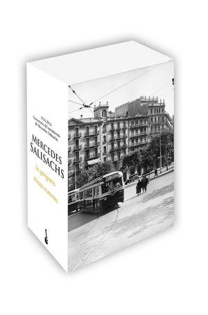 PACK CENTENARIO DEL NACIMIENTO DE MERCEDES SALISACHS 1916-2016