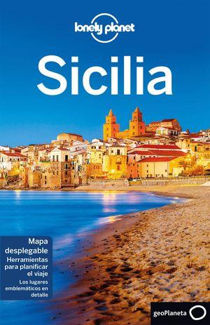 SICILIA - LONELY PLANET