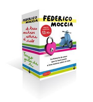PACK FEDERICO MOCCIA: A TRES METROS SOBRE EL CIELO / TENGO GANAS DE TI