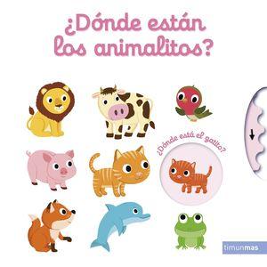 DÓNDE ESTÁN LOS ANIMALITOS?