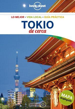 TOKIO DE CERCA - LONELY PLANET