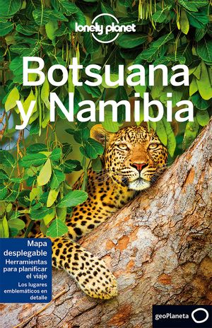 BOTSUANA Y NAMIBIA - LONELY PLANET