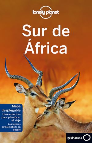 SUR DE ÁFRICA  - LONELY PLANET