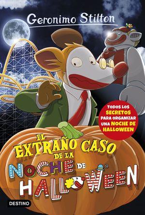 EL EXTRAÑO CASO DE LA NOCHE DE HALLOWEEN - GERONIMO STILTON 29