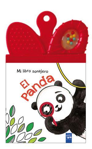 EL PANDA - MI LIBRO SONAJERO