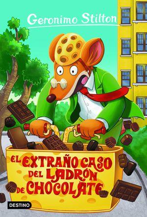 EL EXTRAÑO CASO DEL LADRÓN DE CHOCOLATE - GERONIMO STILTON 69