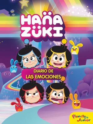 HANAZUKI. DIARIO DE LAS EMOCIONES