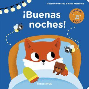 BUENAS NOCHES! LIBRO CON LUCES Y SONIDOS