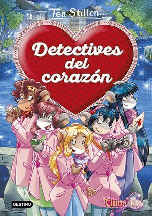 DETECTIVES DEL CORAZÓN - CLUB DE TEA