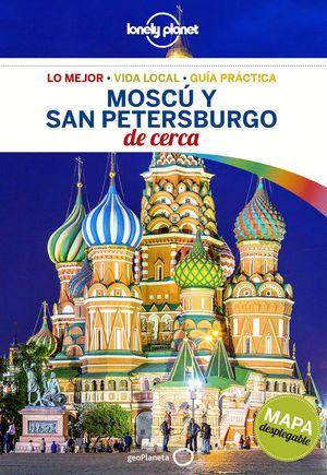 MOSCÚ Y SAN PETERSBURGO DE CERCA