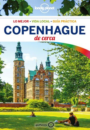 COPENHAGUE DE CERCA - LONELY PLANET