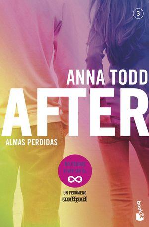 AFTER. ALMAS PERDIDAS. SERIE AFTER 3