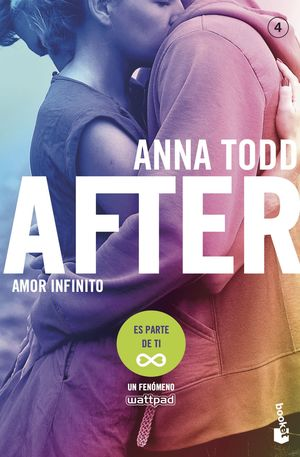 AFTER. AMOR INFINITO. SERIE AFTER 4
