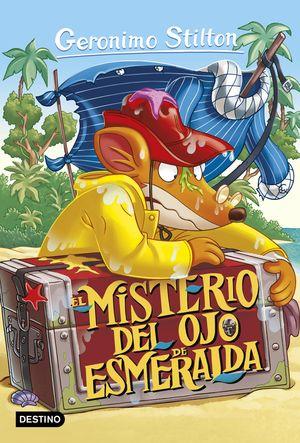 EL MISTERIO DEL OJO DE ESMERALDA - GERONIMO STILTON 33