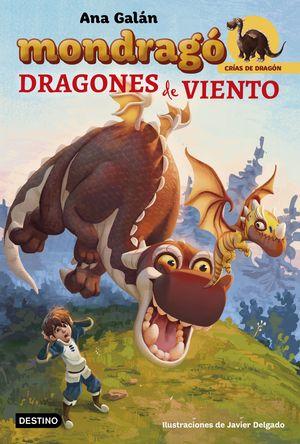 DRAGONES DE VIENTO - MONDRAGÓ 6