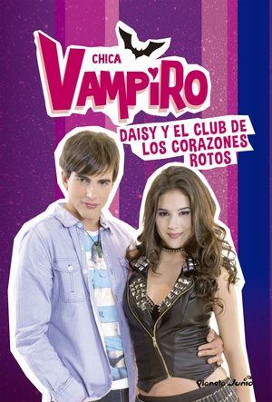 DAISY Y EL CLUB DE LOS CORAZONES ROTOS - CHICA VAMPIRO 9