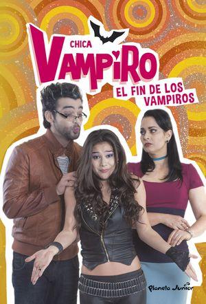 EL FIN DE LOS VAMPIROS - CHICA VAMPIRO 11