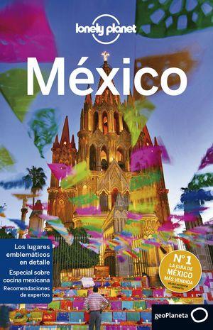 MÉXICO. LONELY PLANET