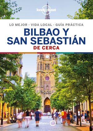 BILBAO Y SAN SEBASTIÁN DE CERCA