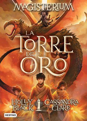 LA TORRE DE ORO - MAGISTERIUM 5