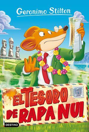 EL TESORO DE RAPA NUI - GERONIMO STILTON 73