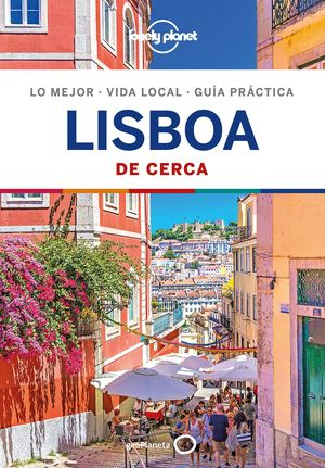 LISBOA DE CERCA 4 - LONELY PLANET