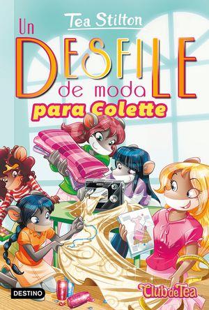 DESFILE DE MODA PARA COLETTE - CLUB DE TEA