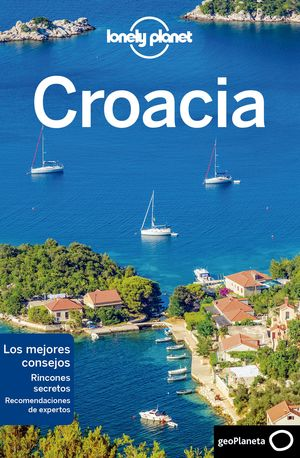 CROACIA - LONELY PLANET