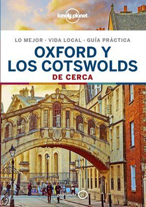 OXFORD Y LOS COTSWOLDS DE CERCA - LONELY PLANET