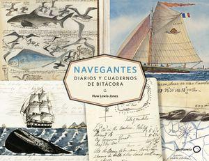 NAVEGANTES. DIARIOS Y CUADERNOS DE BITÁCORA