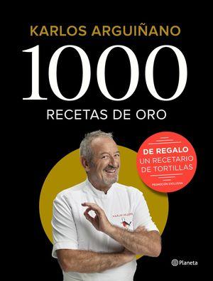 PACK 1000 RECETAS DE ORO