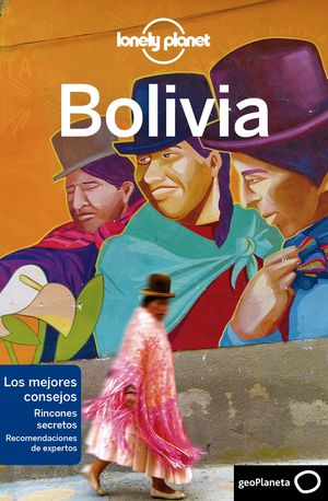 BOLIVIA 1 LONELY PLANET