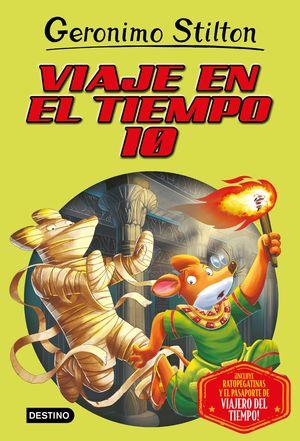 VIAJE EN EL TIEMPO 10