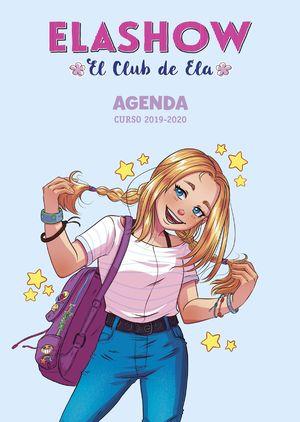ELASHOW. EL CLUB DE ELA. AGENDA CURSO 2019-2020