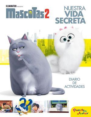 MASCOTAS 2 NUESTRA VIDA SECRETA