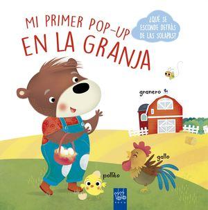 EN LA GRANJA. MI PRIMER POP-UP