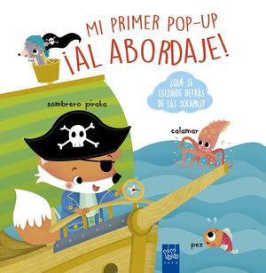 AL ABORDAJE! MI PRIMER POP-UP