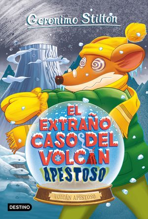 EL EXTRAÑO CASO DEL VOLCÁN APESTOSO - GERONIMO STILTON 39